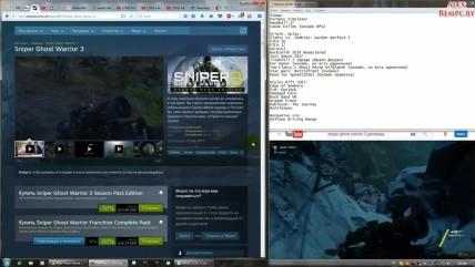 Взлом/обход Denuvo #56 (02.07.17). Baldman перевзломал Sniper Ghost Warrior 0 v. 0.03