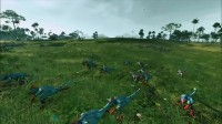 Total War Warhammer 0-10-минутная сражение скавенов равным образом людоящеров