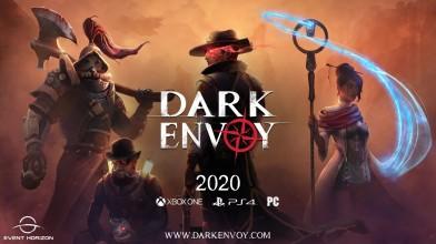 Анонсирующий трейлер нелинейной RPG - Dark Envoy
