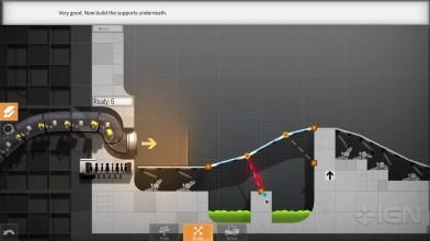 Bridge Constructor Portal | 9 минут игрового процесса