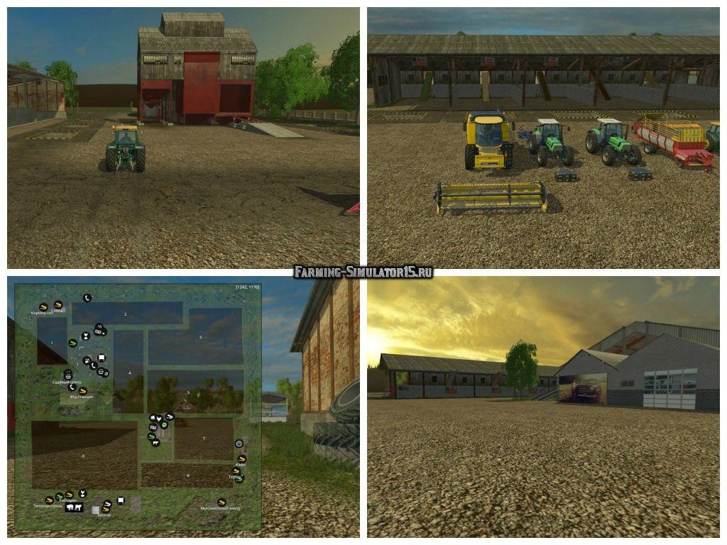 Как сделать моды на farming simulator 724