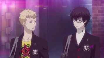 Persona 5: Game Mechanics - Palaces Trailer