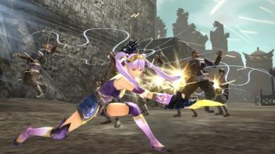 Трейлер с особенностями PS Vita версии Dynasty Warriors 8 Empires