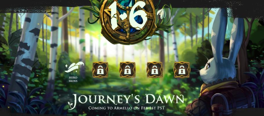 Пошаговое приключение Armello получит очередное обновление уже 1 февраля. Готовы сразиться за трон?