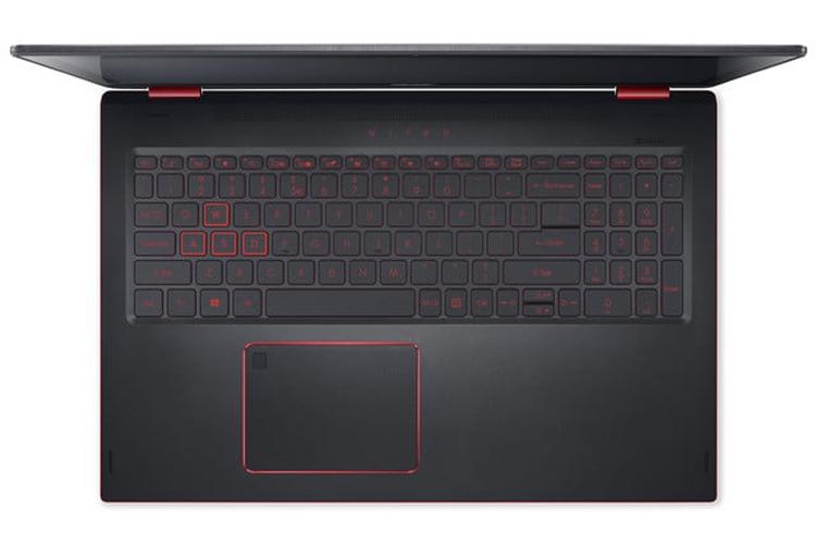 Nitro 5 Spin— особый ноутбук отAcer