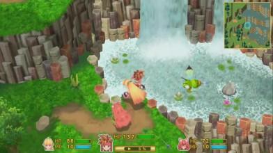 Пять минут игрового процесса ремейка Secret of Mana