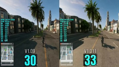 Watch Dogs 2 : v1.09 vs v1.011 FPS Test R9 280X FX 8350 [March 7th 2017 Patch]