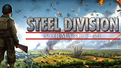 В Steam состоялся выход игры Steel Division: Normandy 44