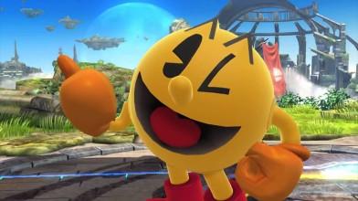 Из-за бага в Super Smash Bros. боец Pacman непобедим