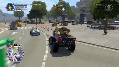 LEGO City Undercover - Работаем на китайскую мафию