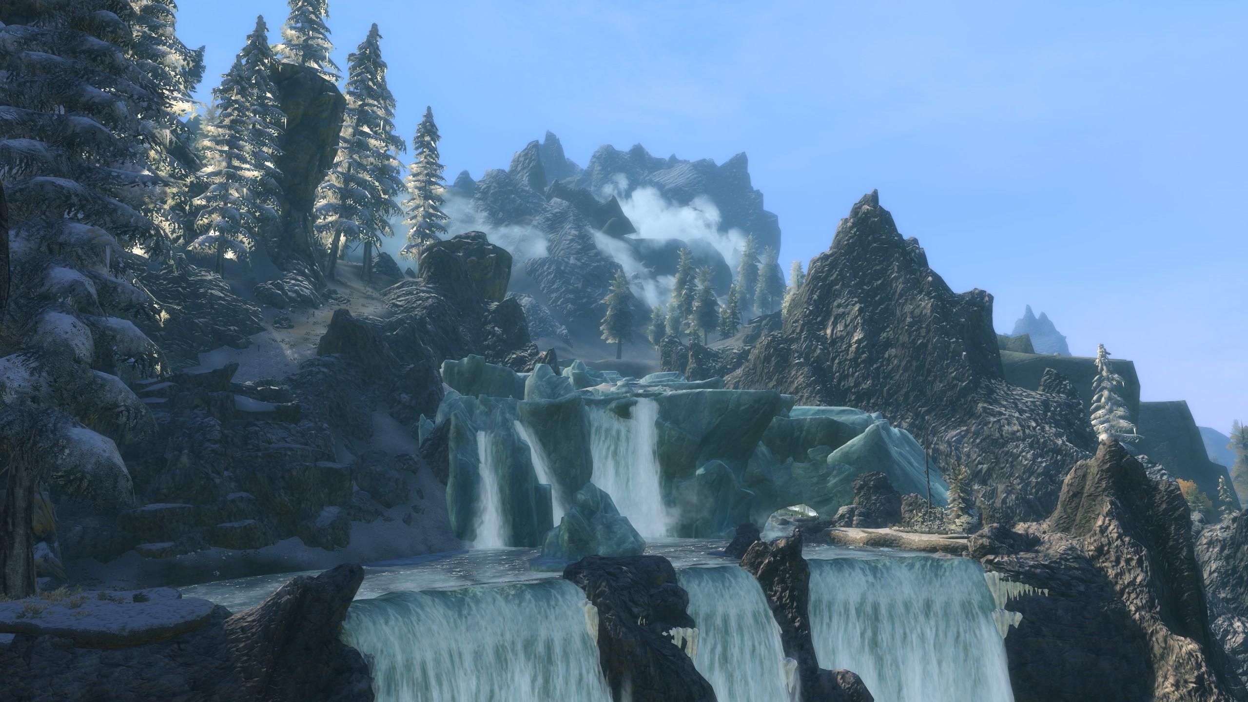 Скриншоты модификации Skyblivion