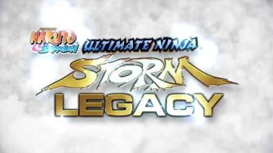 Анонс Naruto Legasy