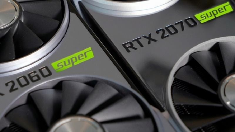 Видеокарты GeForce RTX Super могут оказаться в дефиците