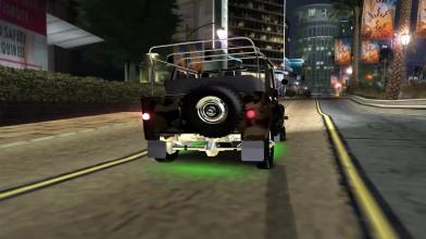 УАЗ 469 в NFS Underground 2 в спринте. Качество Full HD. Автор качественные сирийные колёса сделал, хорошо в гоночке смотрятся!