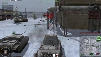 Скачать торрент игры ground war tanks