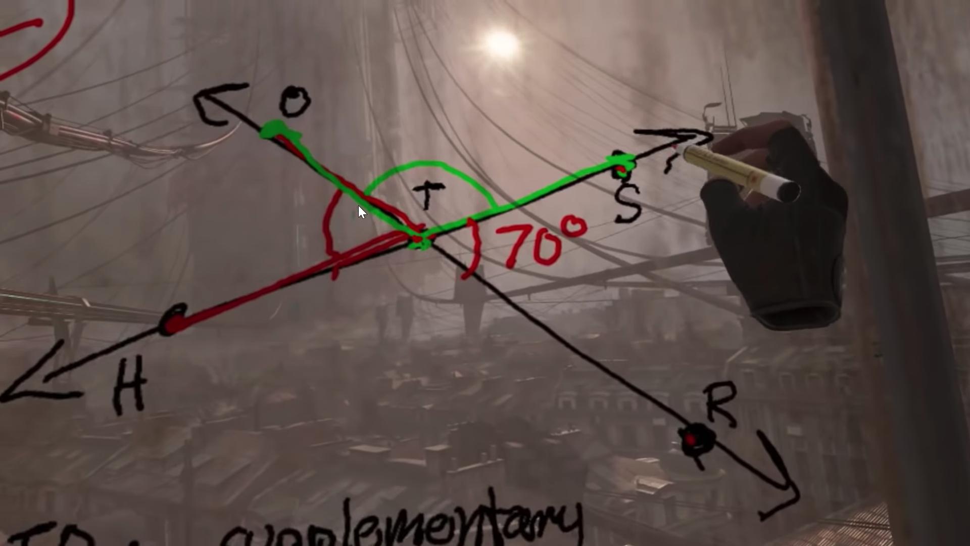 В Польше тоже проводят дистанционные уроки в Half-Life: Alyx