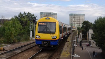 TS: Gospel Oak to Barking Line в разработке