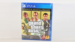 Первые фото Grand Theft Auto V: Premium Online Edition