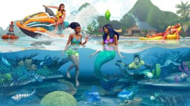 """Официальный трейлер дополнения """"Жизнь на острове"""" для The Sims 4"""
