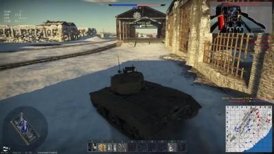 World of Tanks - T20 - мастер вертуханов