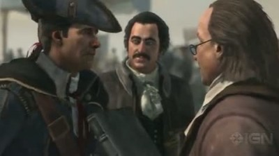 "Assassin's Creed 3 ""Sequence 2: Welcome to Boston Gameplay"""