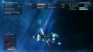 "Strike Suit Infinity ""10 минут Геймплея PC версии"""