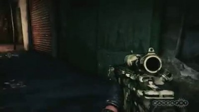 "Medal of Honor: Warfighter ""Isabela City Shoot Out Gameplay"""