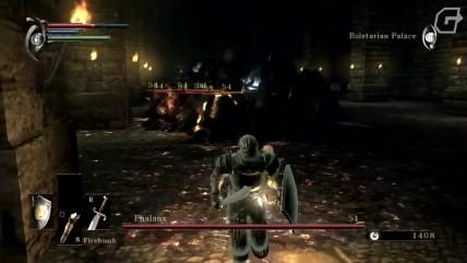 Эволюция серии игр Dark Souls (2009 - 0016)