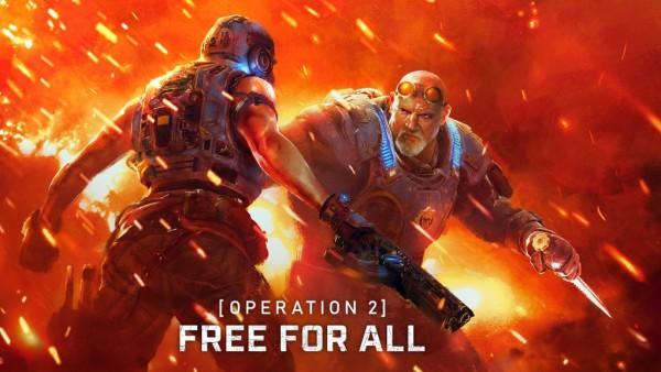 Gears 5: старт нового события Operation 2: Free For All и свежие трейлеры