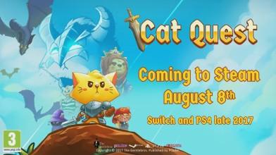 Дневники разработчиков проекта Cat Quest