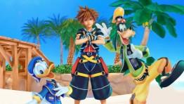 Square Enix уже работает над дополнительным контентом для Kingdom Hearts III