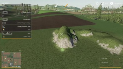 Farming Simulator 19 - Ландшафтный дизайн