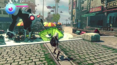 PlayStationPGW: Трейлер Gravity Rush 2