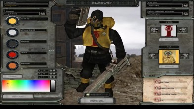 Dawn of War Soulstorm: Renegade Guard. Обзор моделек