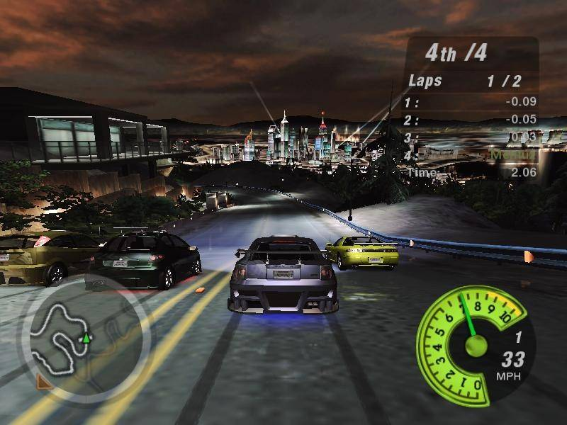 нфс андеграунд скачать бесплатно игру на компьютер полную версию - фото 6