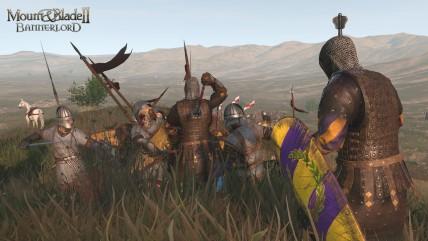 Mount & Blade 0: Bannerlord - Интервью с Армаганом Явузом на Е3 0017