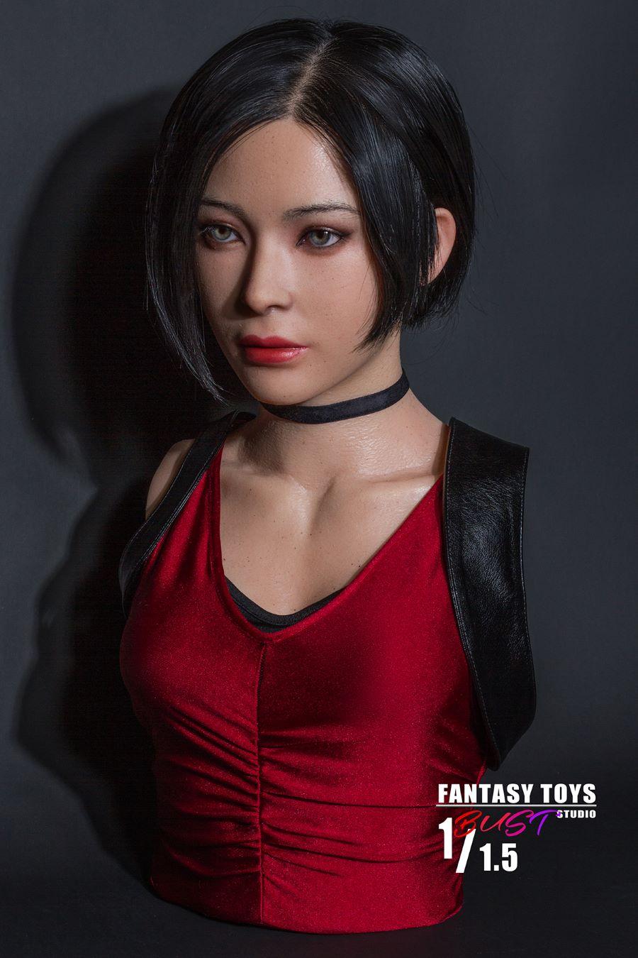 Fantasy Toys анонсировала бюст Ады Вонг из Resident Evil 2 Remake