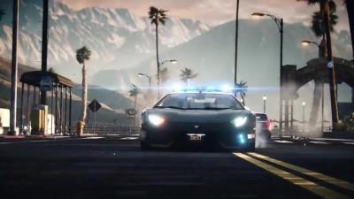 "Need for Speed Rivals ""Трейлер к запуску игры"""