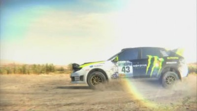 "Colin mcRae: DiRT 2 ""Racing on Dirt Featurette"""