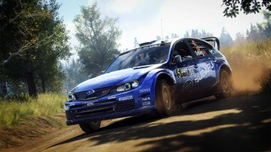 DiRT Rally 2.0 - В Steam скидка 50%, скриншоты обновлённых этапов Греции и Финляндии