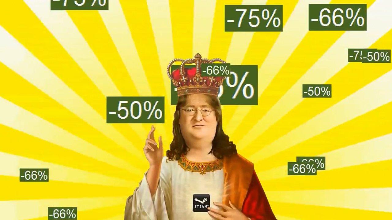 В Steam началась распродажа в честь одной из крупнейших игровых конференций в СНГ