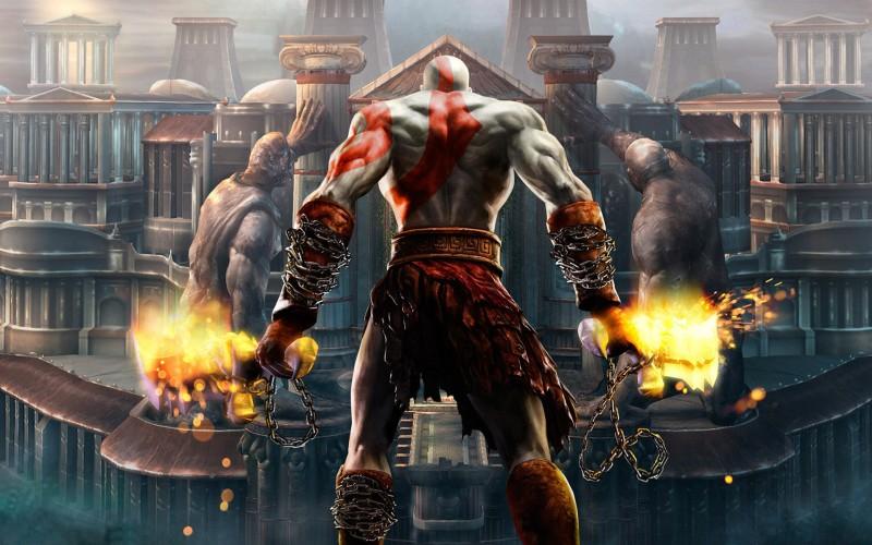 Картинки по запросу god of war