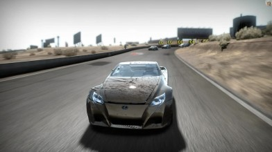 """Need for Speed: Shift """"Lexus LF-A Concept"""""""