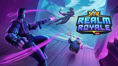 Realm Royale выйдет на Nintendo Switch