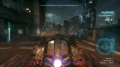 "Batman Arkham Knight ""Геймплей с E3"""