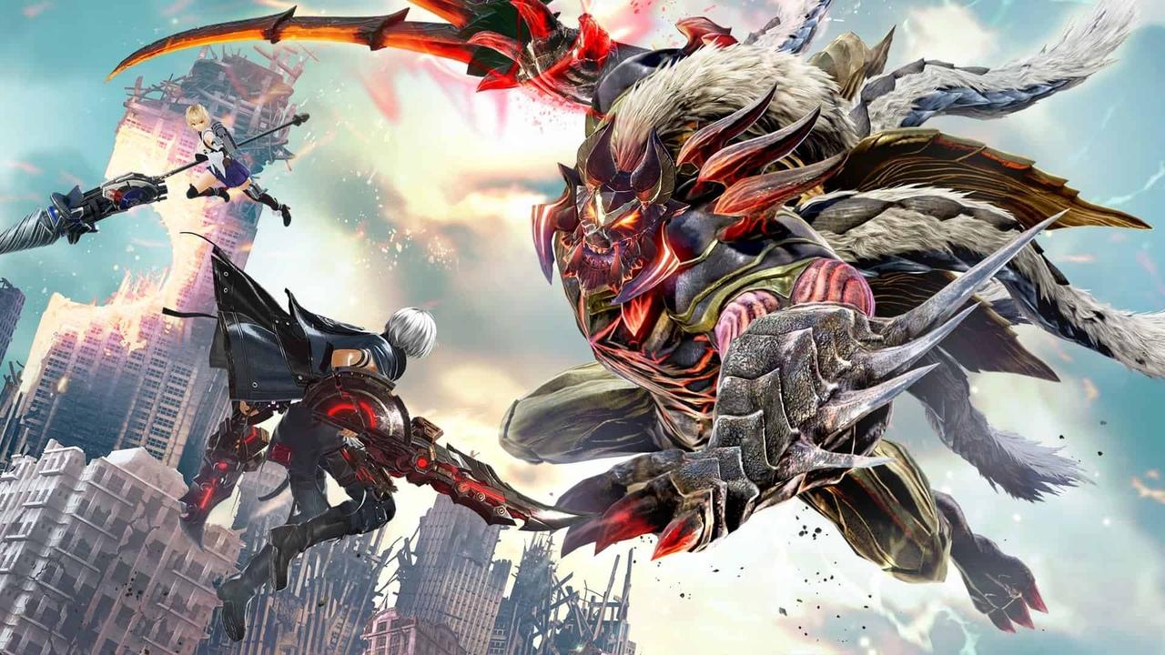 Bandai Namco выложили описание обновления 1.20 для God Eater 3