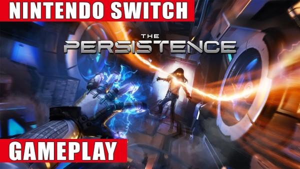 30 минут геймплея Switch- версии The Persistence