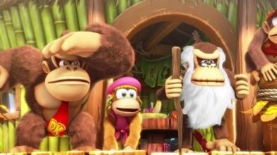 Смотрим новые видео и трейлеры Donkey Kong Country: Tropical Freeze