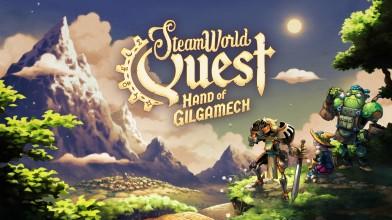 Анонсирована ККИ под названием SteamWorld Quest: Hand of Gilgamech