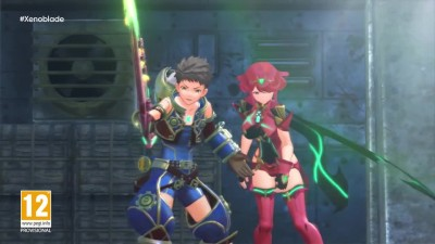 Xenoblade Chronicles 2 - E3 2017 трейлер